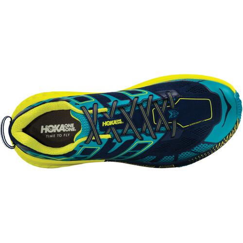 Hoka One One Speedgoat 2 - Chaussures running Homme - jaune À La Recherche De Vente En Gros Prix Livraison Gratuite Rabais Footlocker À Vendre cf39js9